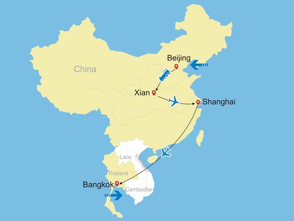 https://www.viajedechina.com/pic/asia-map-pic/thailand-map-600x450/beijing-xian-shanghai-bangkok.jpg