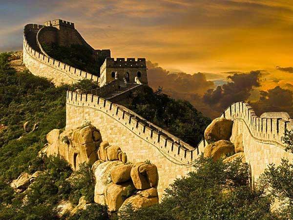 la Gran Muralla Badaling