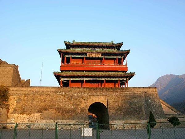 la Gran Muralla Juyong