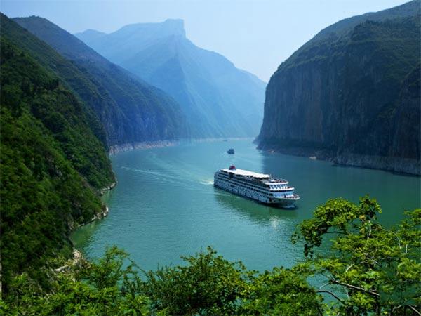 crucero del Río Yangtsé