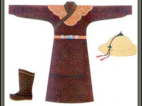 347790a8f Trajes tradicionales de China, Trajes típicos de China, Historia de ...