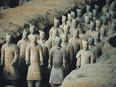 8 días de viaje a China