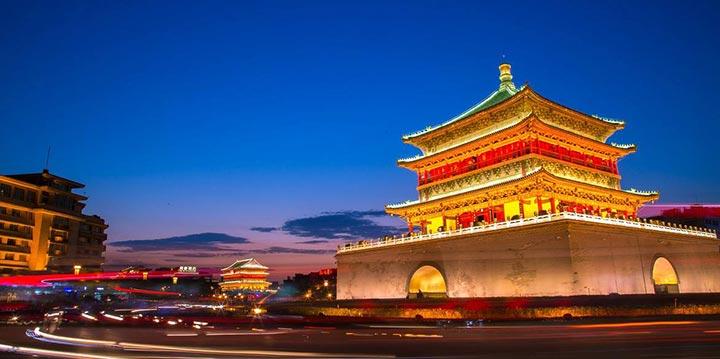 viaje de China