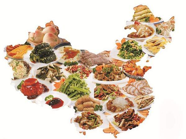 Gastronómia en China