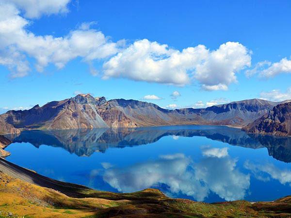 Lago Tianchi del Monte Paektu