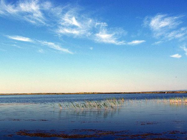 Lago Ulungur
