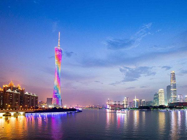 Torre de televisión de Cantón