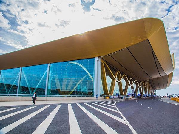aeropuerto changshui