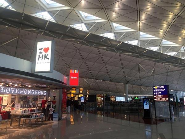 Aeropuerto Internacional de Hong Kong