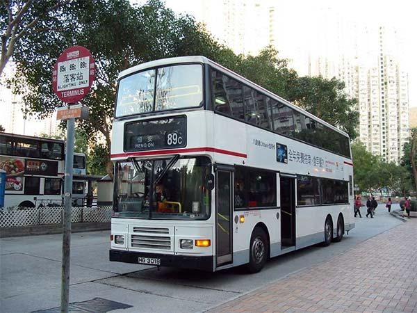 Autobús de Hong Kong