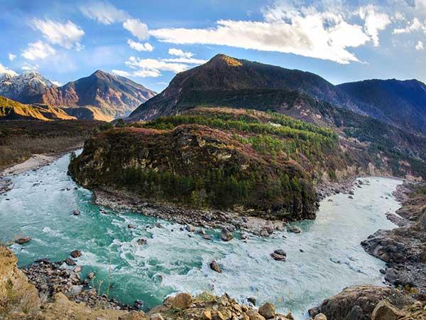Río del Yarlung Zangbo
