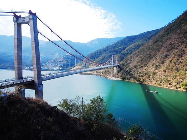 Río Lancang