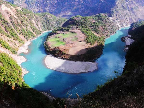 Río Nujiang