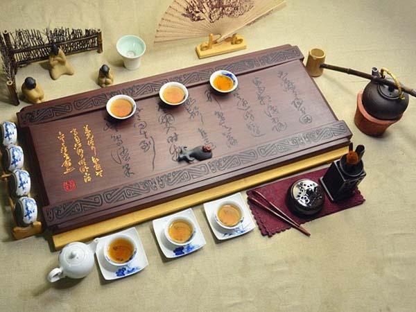 Cultura china del té