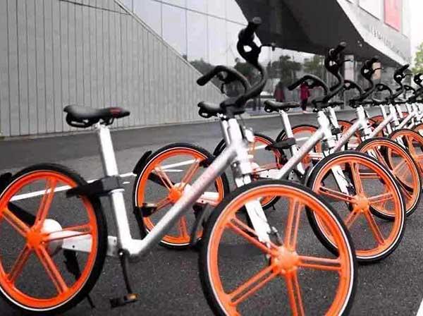 Ciclo en Beijing