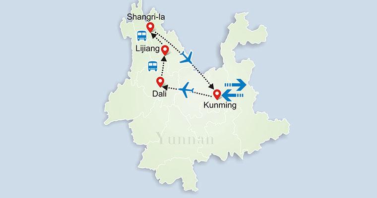 Viaje a yunnan viaje a shangri la y lijiang 10 das de viaje yunnan kunming gumiabroncs Choice Image