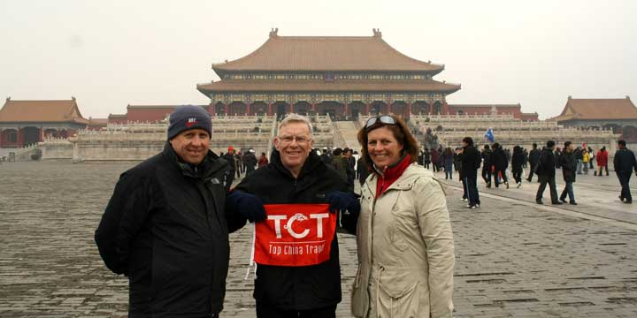 ciudad prohibida de Beijing