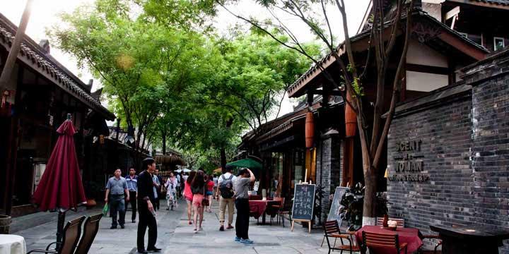 Callejon de Kuan Zhai