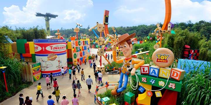 Parque Tematico de Disneyland
