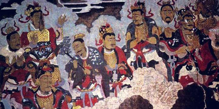 Mural de Baisha