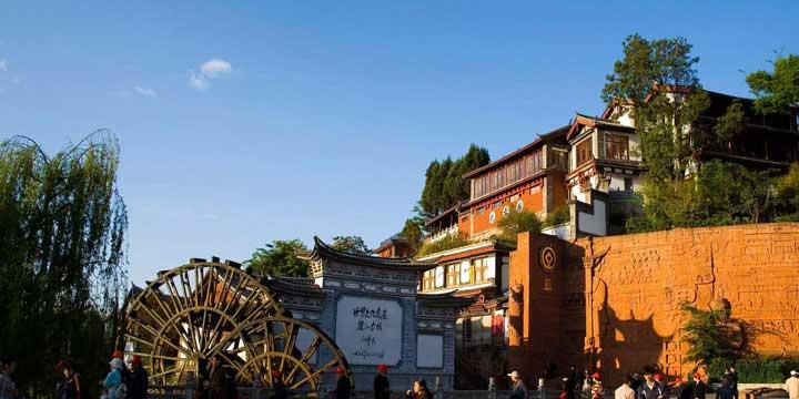 Ciudad vieja de Lijiang