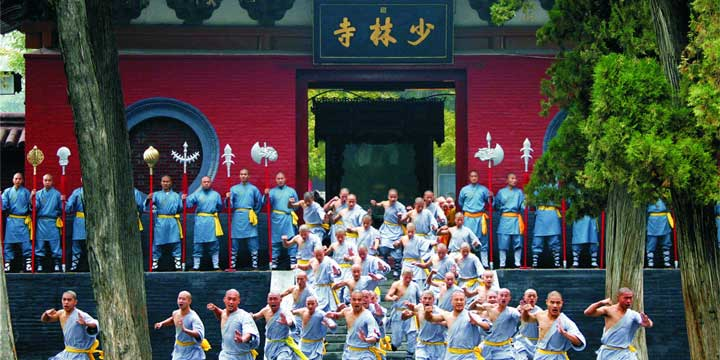 El Templo de Shaolin