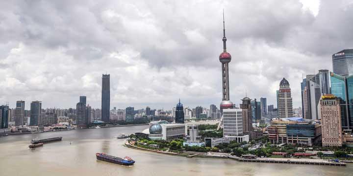 Shanghai Vista a la Ciudad