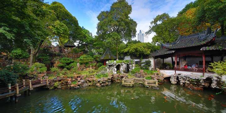 jardin yuyuan