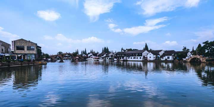 Pueblo de Agua Zhujiajiao