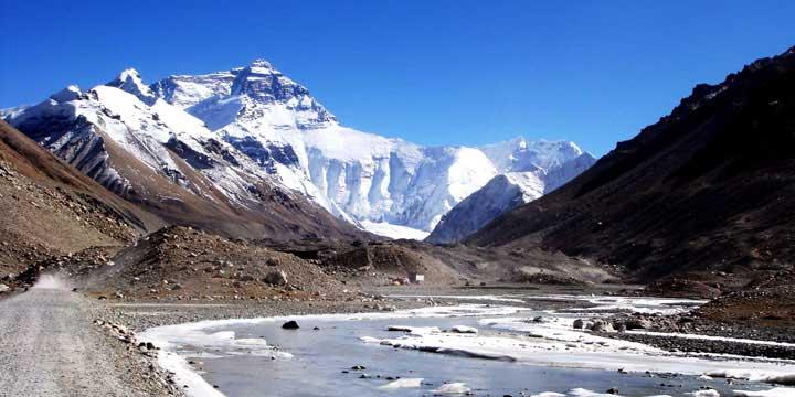 Mt. Everest Camp Base