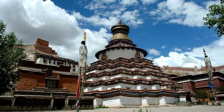 Monasterio de Palkhor