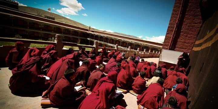 Monasterio de Sakya