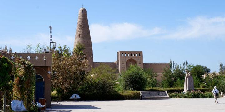 Emin minarete