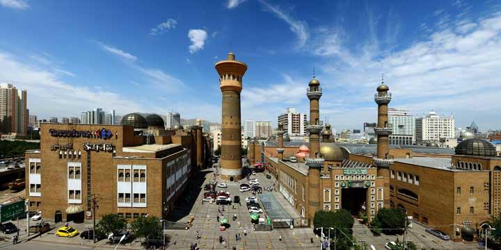El Bazar de Erdaoqiao