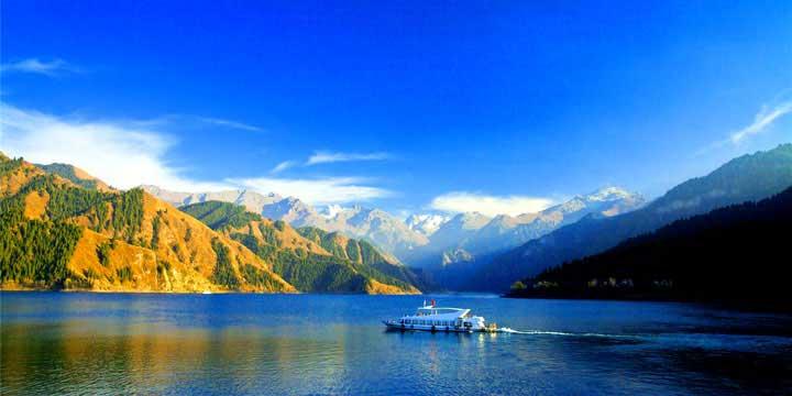 El Santo Lago Celestial