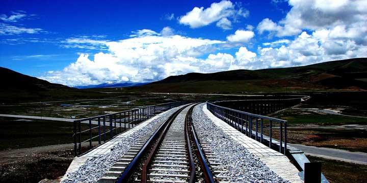 El ferrocarril Qinghai - Tíbet