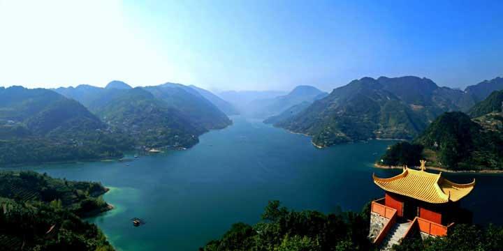 Crucero por Rio Yangtze