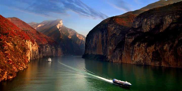 Río Yangtze