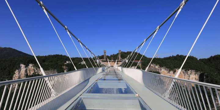 Gran Cañón del Puente de Cristal
