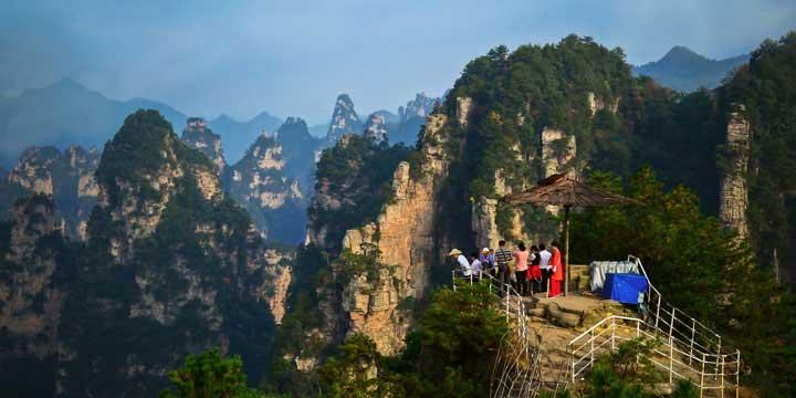 Parque Nacional Forestal Zhangjiajie
