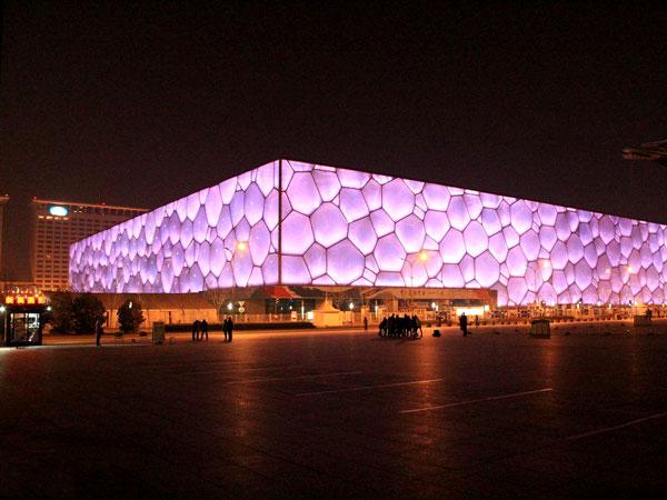 Centro Acuático Nacional de Beijing