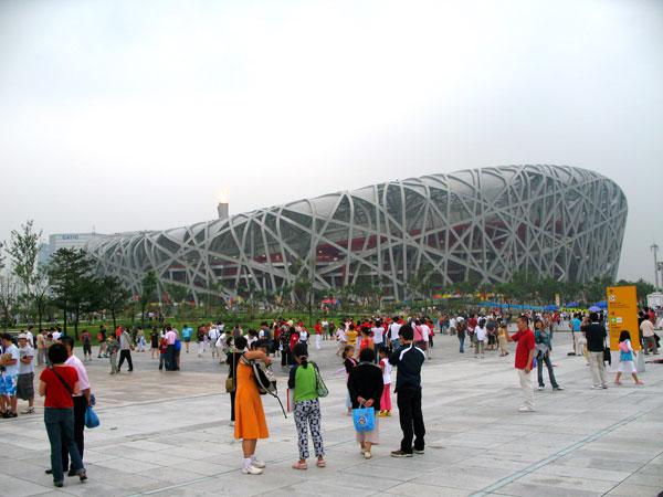 Estadio Nacional de Beijing