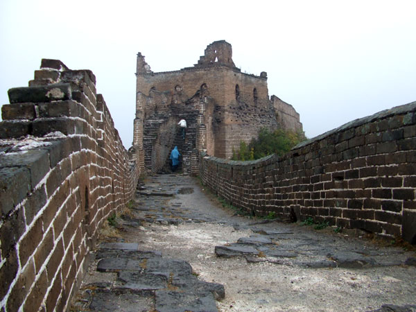 La Gran Muralla de Jinshanling