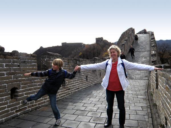 Gran muralla de Mutianyu