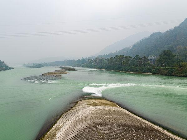 Sistema de irrigación de Dujiangyan