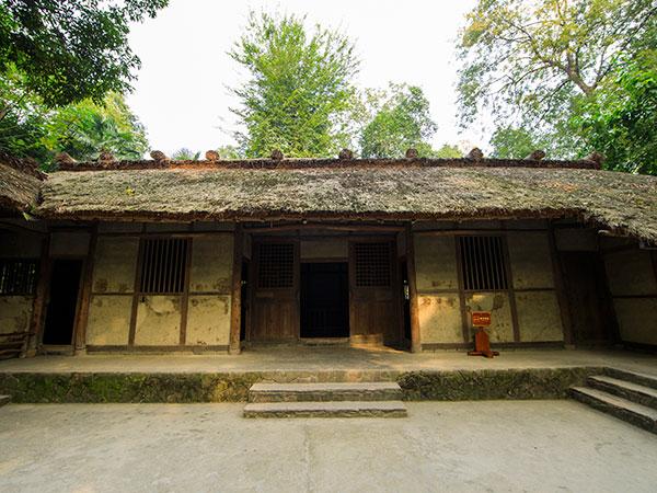 Cabaña de Paja de Du Fu