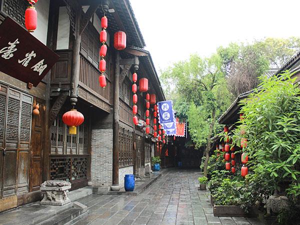 Calle Antigua de Jinli