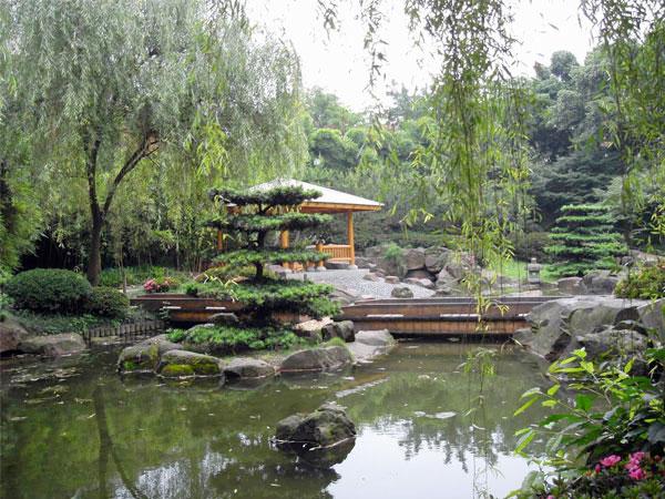 El parque Eling