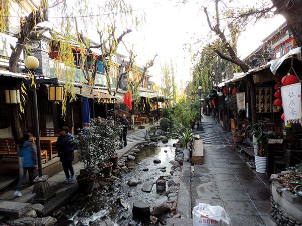 Ciudad Antigua de Dali