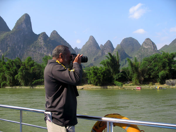 Viajar a Guilin